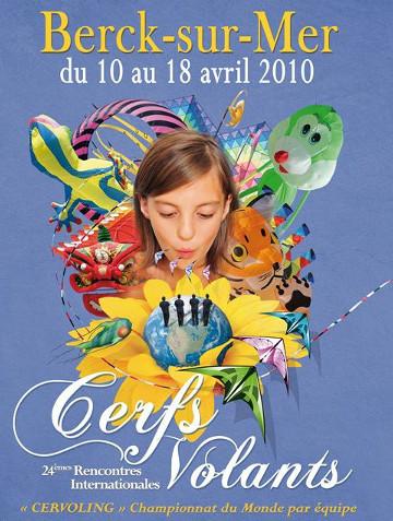 Affiche des RICV 2010