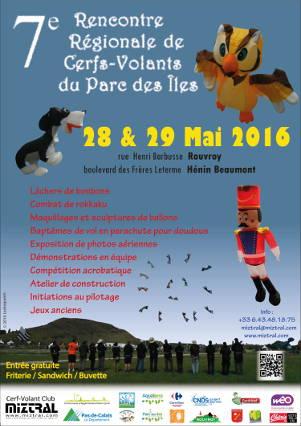 Affiche du festival 2016