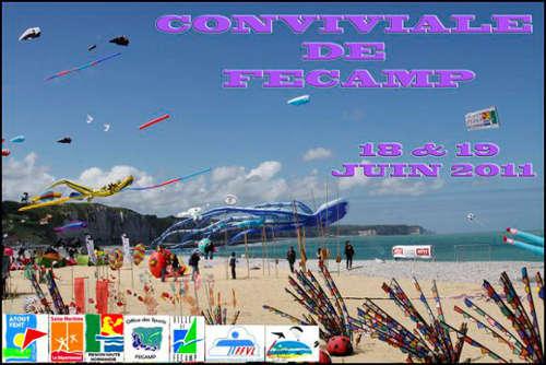 Affiche du festival de Fecamp
