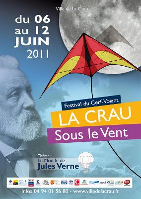 Affiche du festival de la Crau