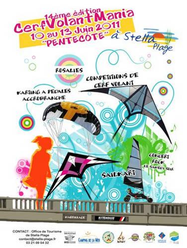 Affiche du festival de Stella