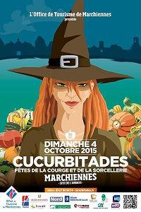 affiche des cucurbitades