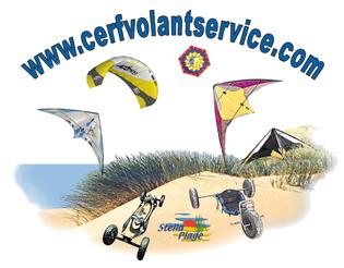 Logo du magasin de Cerfs-Volants
